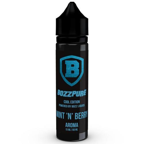 Bozz Pure Mint N Berry Longfill Aroma 15 ml für 60 ml im eDampf-Shop