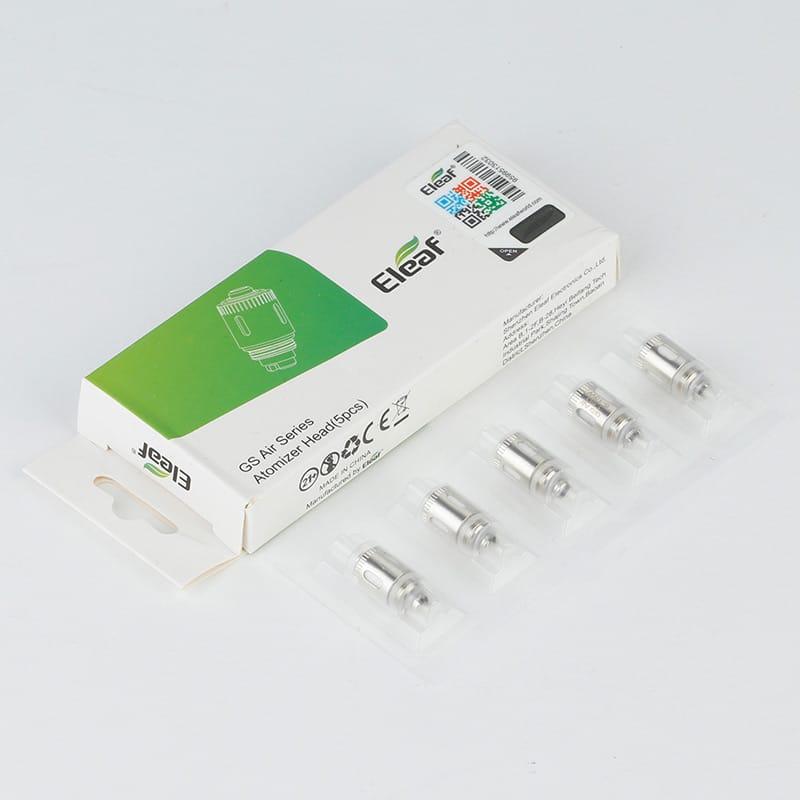 eleaf gs air m coil verdampferkopf 0 6 ohm 5er pack. Black Bedroom Furniture Sets. Home Design Ideas