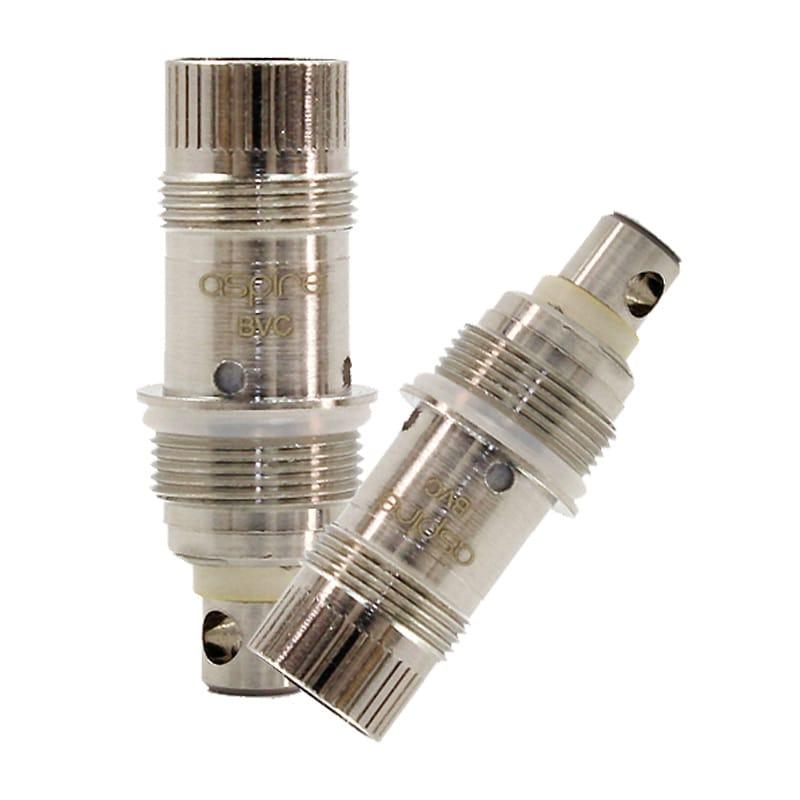 Aspire Nautilus (2) / mini BVC Vertikal-Coil Verdampferköpfe 1.6/1.8 Ohm 5er Pack – Bild 1