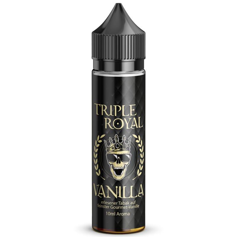 Triple Royal Vanilla Longfill Aroma 10 ml für 60 ml – Bild 1