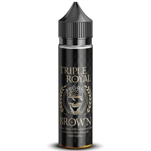 Triple Royal Brown Longfill Aroma 10 ml für 60 ml