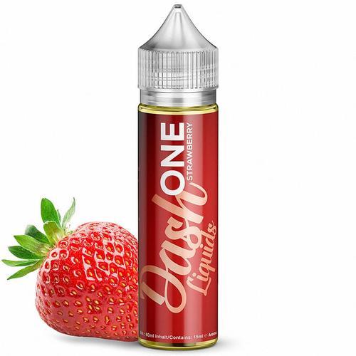 Dash Liquids One Strawberry Longfill Aroma 15 ml für 60 ml