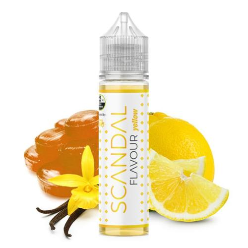 Scandal Flavour Yellow Longfill Aroma 20 ml für 60 ml