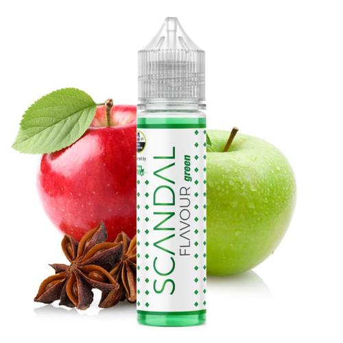Scandal Flavour Green Longfill Aroma 20 ml für 60 ml