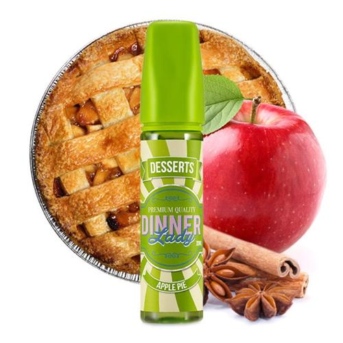 Dinner Lady Apple Pie Longfill Aroma 20 ml für 60 ml