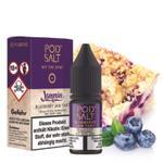 Pod Salt Fusions Blueberry Jam Tart Nikotinsalz e-Liquid 10 ml 20 mg