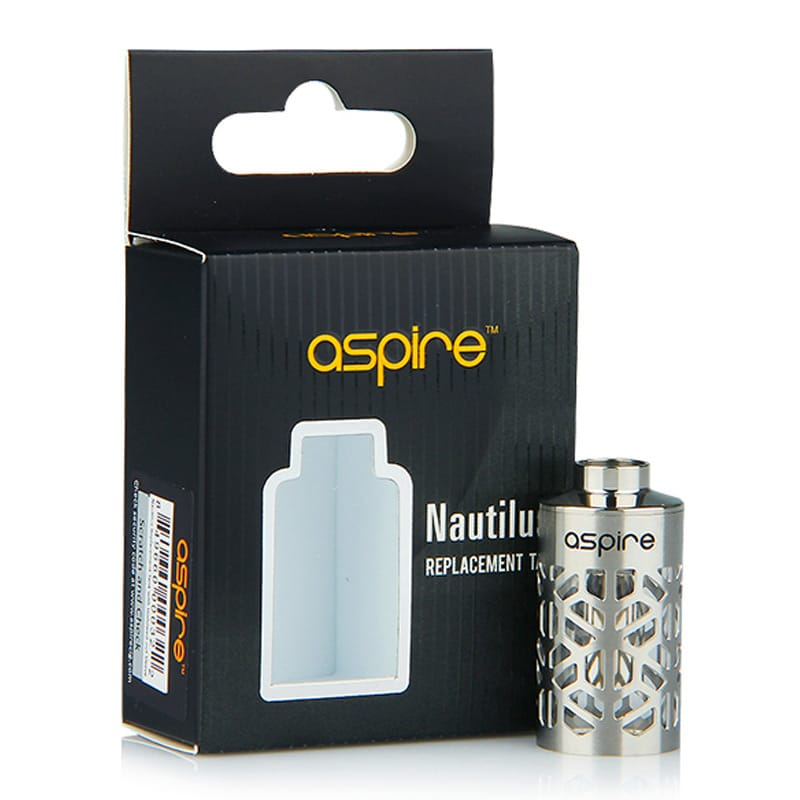 Aspire Nautilus mini Hollowing Design Stahltank – Bild 2