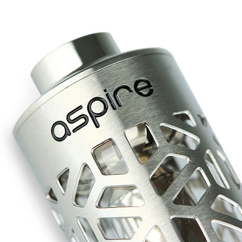 Aspire Nautilus mini Hollowing Design Stahltank – Bild 3