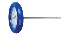 Schwimmbad Thermometer Rettungsring