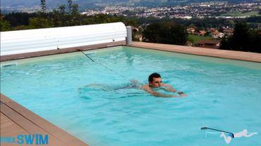 Free Swim Schwimmgurt - die günstigste Gegenstromanlage