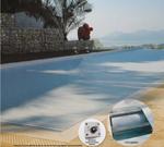 Diver - Automatische, elektrische Unterflur Rolladen Abdeckung mit Endabschaltung - in Trockengehäuse außen
