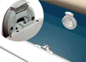 Coverlock Befestigung - mehr Sicherheit für Ihre Rollladenabdeckung