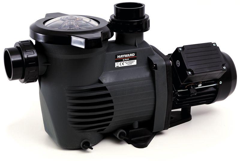 Filterpumpe K-Flow - Hohe Leistung bei geräuscharmen Betrieb