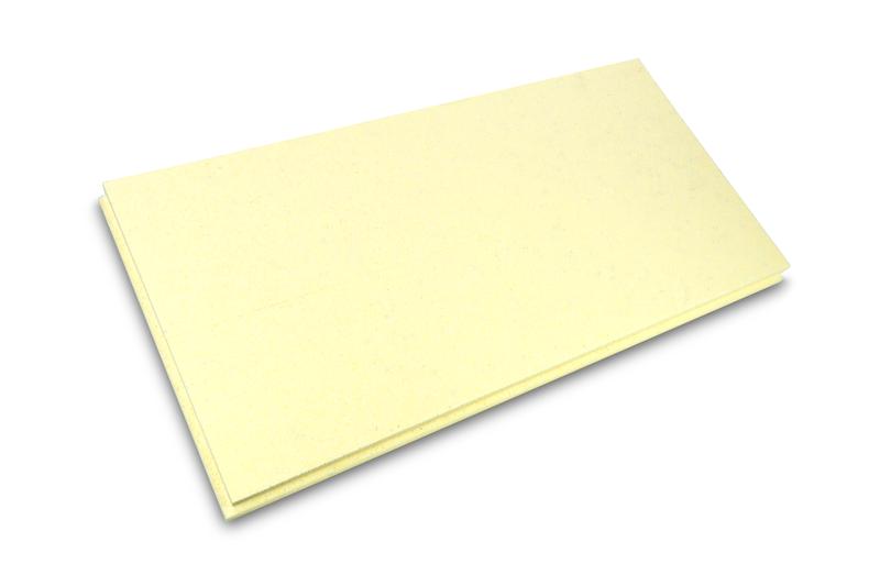 [Paket] conZero Hartschaum Bodenplatte für Ovalbecken