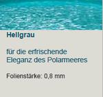 Schwimmbecken Auskleidung 0,8 mm für Rundbecken Höhe 120 cm Bild 3