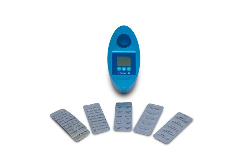 Nachfüllpackung für Scuba II Elektronischer Pooltester
