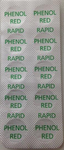 Phenolred Rapid Test Tabletten für PH Messung mit manuellen Pooltestern