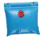 Beschwerungssack Eckausführung 60 x 60 cm zur Sicherung der Winterabdeckung bei versenkten Schwimmbecken