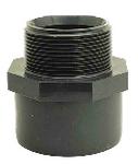 PVC Anschluss Set für conZero Rechteckbecken Becken mit conZero Technikbox - 2 x Skimmer, 2 x Düse über 25 m PVC Schlauch Bild 4