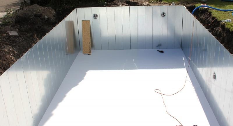 paket conzero rechteck pool komplettset 2019 erdeinbau. Black Bedroom Furniture Sets. Home Design Ideas