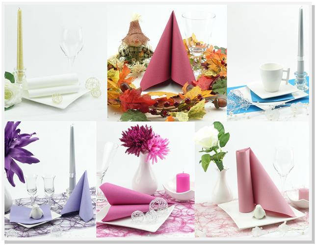 Premium-Papierservietten-Royal-Collection