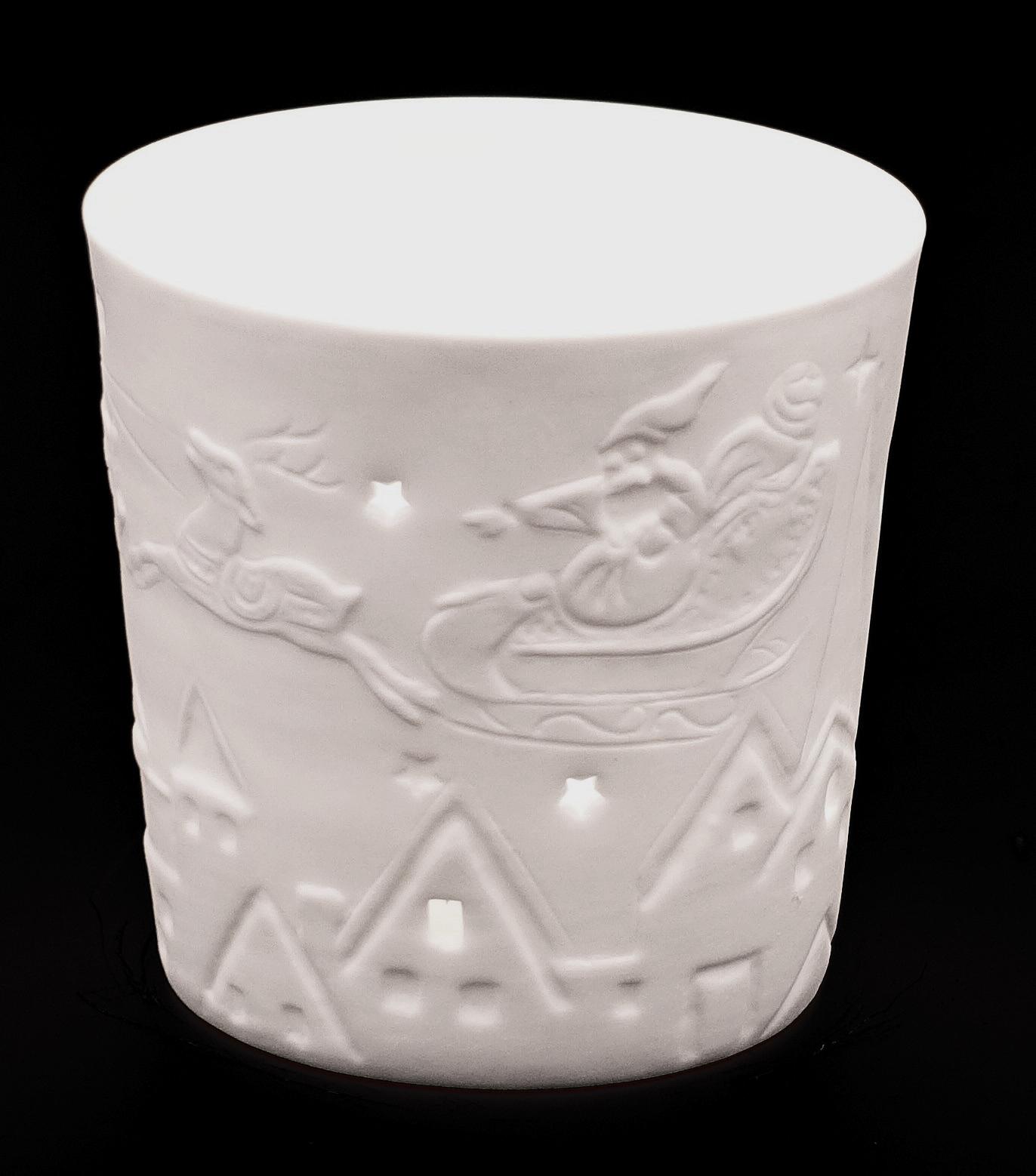 Teelichthalter-Bescherung