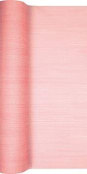 Airlaid Tischläufer 490 x 40cm - STRUKTUR rosa