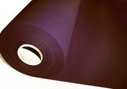 Papiertischdecke aus hochwertigem Airlaid UNI lila pflaume- 25m x 1,2m