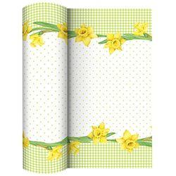 Tischläufer Frühling Ostern 24m x 40 cm - Design SPRING BLOSSOMS