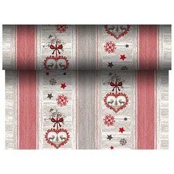 Tischläufer Weihnachten 24 m x 40 cm - Design X-MAS HIGHLIGHTS