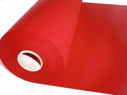Tischdecke Biertisch Rolle stoffähnlich UNI rot - 40m x 80cm 001