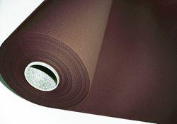 Papiertischdecke aus hochwertigem Airlaid UNI braun- 40m x 1,2m