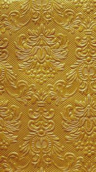 Gästehandtücher 33x40 cm Tissue Papier - DESIGN ELEGANCE GOLD
