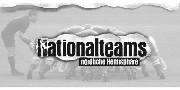 Nationalteams nördliche Hemisphäre