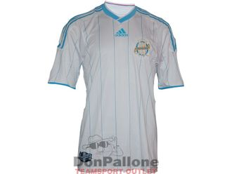 adidas Olympique Marseille Home Jersey