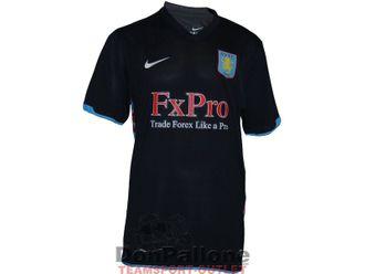 Nike Aston Villa Away Jersey