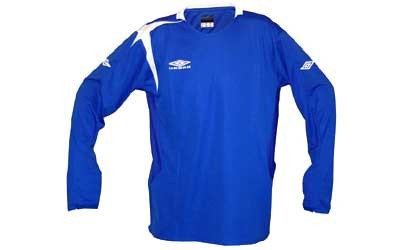 Umbro Cross Uni Match Jersey L/S