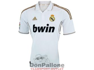 adidas Real Madrid Home Jersey – Bild 2