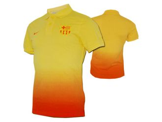Nike FC Barcelona Authentic Poloshirt – Bild 1