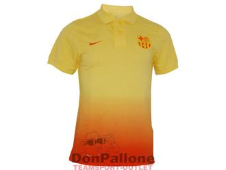 Nike FC Barcelona Authentic Poloshirt – Bild 2