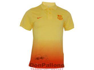 Nike FC Barcelona Authentic Poloshirt – Bild 2