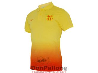 Nike FC Barcelona Authentic Poloshirt – Bild 4
