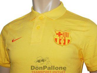 Nike FC Barcelona Authentic Poloshirt – Bild 5
