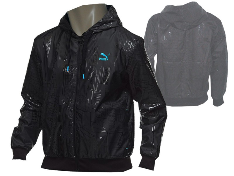 Puma Youth Attack Wind Jacket
