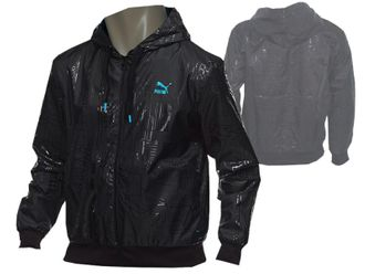 Puma Youth Attack Wind Jacket – Bild 1