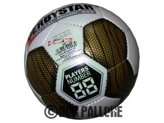 Derbystar Brillant Futsal Ball – Bild 3
