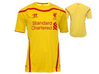 Warrior FC Liverpool Away Jersey