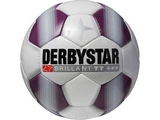 Derbystar Brillant TT Purple Fußball