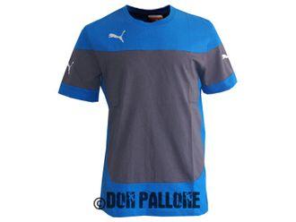 Puma Indomitable Leisure Tee Shirt blau – Bild 3