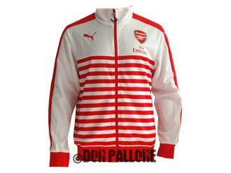 Puma Arsenal London T7 Anthem Jacket – Bild 2
